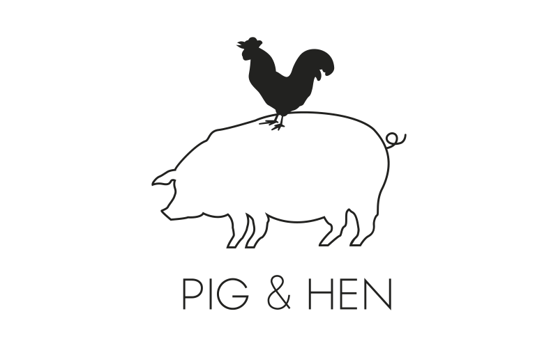 PIG & HEN